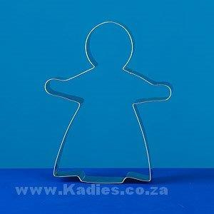 Cut Gingerbread Woman 13cm