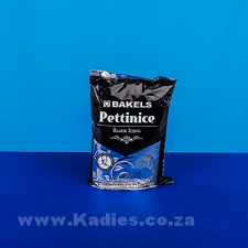Plastic Icing 1kg BLACK Bakels
