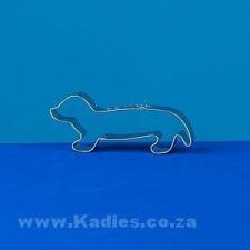 Cut Dog Basset 8cm