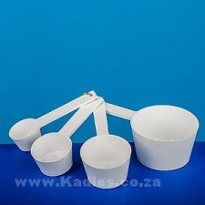 Measure Cups Metric 4pc