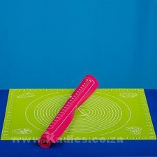 Fondant Mat (Tube) with Markings Shiraz
