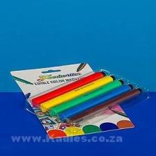 Edible Marker Ass Colours Set 5 Shiraz