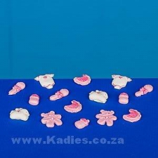 K Baby Cupcake Toppers 15