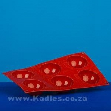 Silicone Mould Round 70x20mm