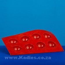 Silicone Spere 50 x 25mm(8)