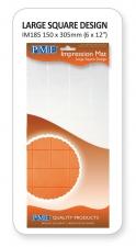 Square Impression Mat Large