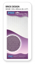 Brick Impression Mat PME