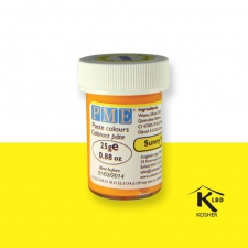 Paste Colour 25g PME Sunny Yellow