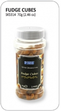 PME Fudge Cubes GSprinkles 45g