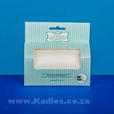 Silicone Cake Tin Liner 25mx10cm PJM