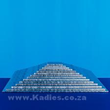 """Masonite Cake Boards Silver Square 3"""" to 16"""" (7.5cm to 40cm) each"""