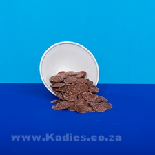 BAKING CHOCOLATE  MILK DISKS KERRY VARIOUS PACK SIZES