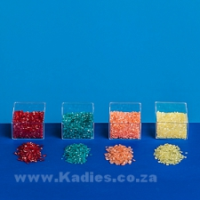 Cake Crystals Assorted Colours Ass Pack Sizes