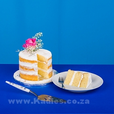 Most Awesome Vanilla cake pre-mix 500g to 1205kg