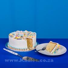 Gluten Free Vanilla Cake Pre-mix 500g to 15kg